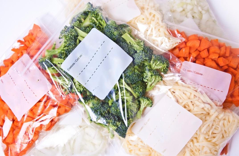Pakowanie próżniowe warzyw