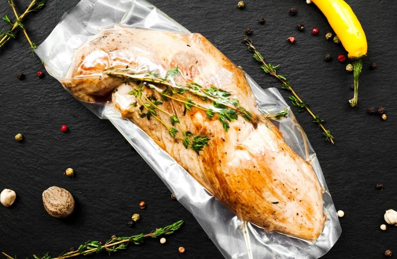 Prosty przepis na kurczaka Sous Vide