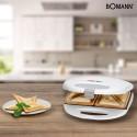 Opiekacz Bomann ST 5016 CB (biały)