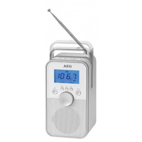 Radio multimedialne AEG MMR 4133 (USB, slot na karty, AUX)