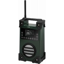 Radio budowlane Clatronic BR 836 (USB, AUX-IN)