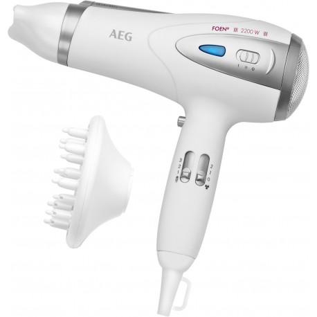 Suszarka do włosów AEG HTD 5584 (biała)