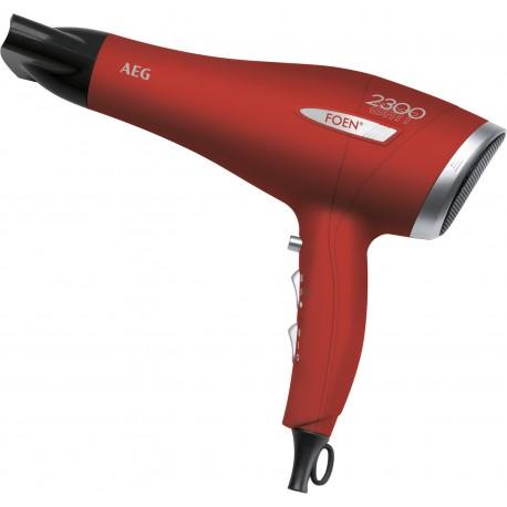 Suszarka do włosów AEG HT 5580 (czerwona)