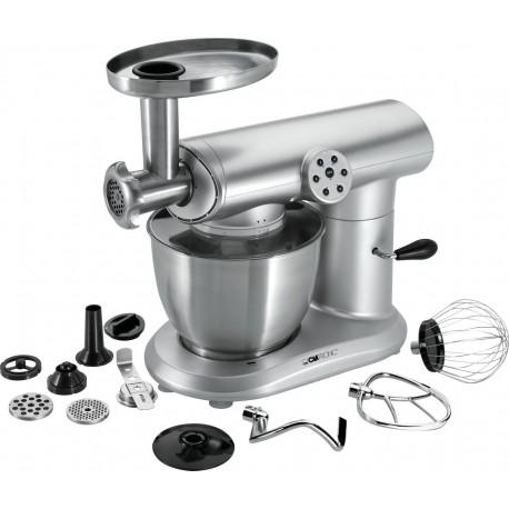 Robot kuchenny Clatronic KM 3414 (srebrny)