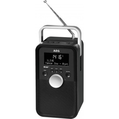 Radio akumulatorowe DR 4149 DAB+ (DAB+, AUX-IN, FM)