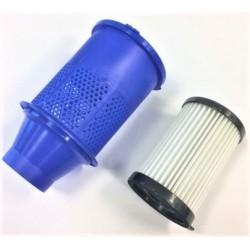 Zestaw filtrów do BS 1306 / BS 1948 CB (niebieski)