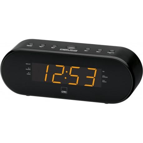 Radiobudzik z USB Clatronic MRC 7008