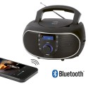 Radio Bluetooth z odtwarzaczem CD Clatronic SR 7028 BT/CD