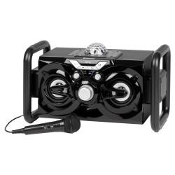 Mobilny odtwarzacz multimedialny z karaoke AEG EC 4844