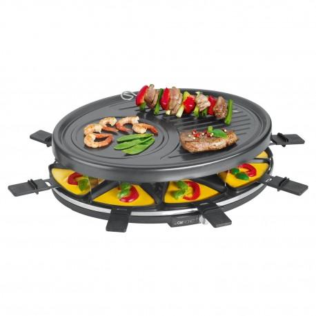 Grill elektryczny Clatronic RG 3517 Raclette