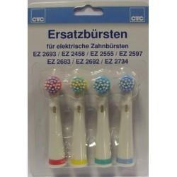 Wkłady - szczoteczki EZ 2693 / 2458 / 2555 / 2597 / 2683 / 2692 / 2734 / CB 840 / 845 / 863