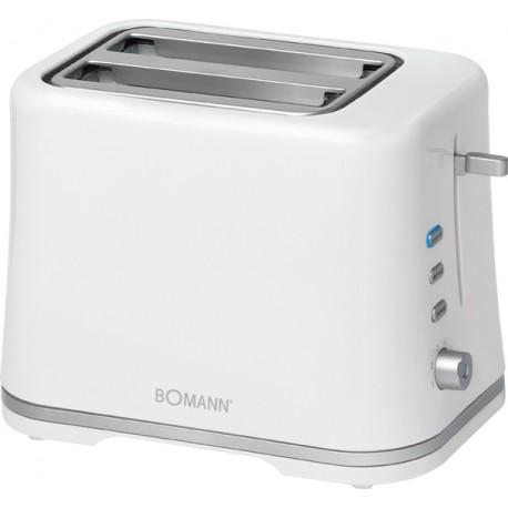 Toster na 2 kromki Bomann TA 1577 CB biały
