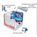Mała, mini zmywarka turystyczna TSG 7402