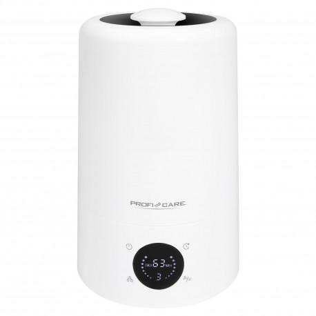 Ultradźwiękowy nawilżacz powietrza ProfiCare PC-LB 3077