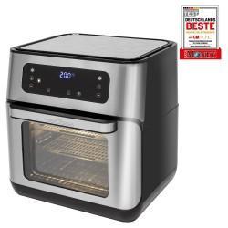 Beztłuszczowa frytkownica, minipiekarnik, grill elektryczny 3w1 ProfiCook PC-FR 1200 H