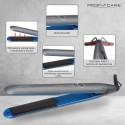 Turmalinowa prostownica do włosów ProfiCare PC-TC 3072 (niebieski)