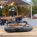 Stojący grill elektryczny Bomann BQS 2244 CB