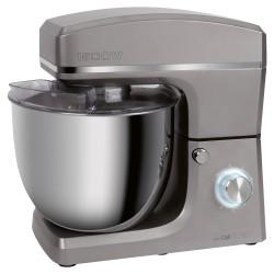 Robot kuchenny mikser planetarny 10 litrów Clatronic KM 3765 (srebrny)