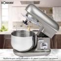 Mikser planetarny, robot kuchenny Bomann KM 6010 CB (tytanowy/szary)