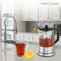 Bezprzewodowy czajnik do herbaty 2w1 elektryczny zaparzacz ProfiCook PC-TK 1165