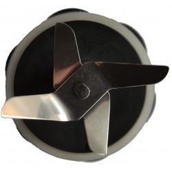 Blok noża z uszczelką do robota kuchennego KM 3646, KM 1382 CB
