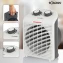 Termowentylator, grzejnik elektryczny, farelka Bomann HL 6040 CB