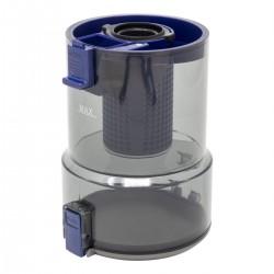 Pojemnik na kurz wraz z zestawem filtrów do odkurzacza BS 1312 i 6027