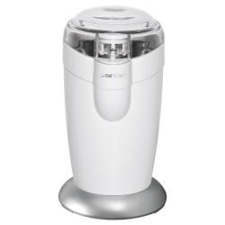 Elektryczny młynek do kawy Clatronic KSW 3306 (biały)