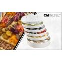 Suszarka do grzybów, owoców, ziół, mięsa Clatronic DR 2751
